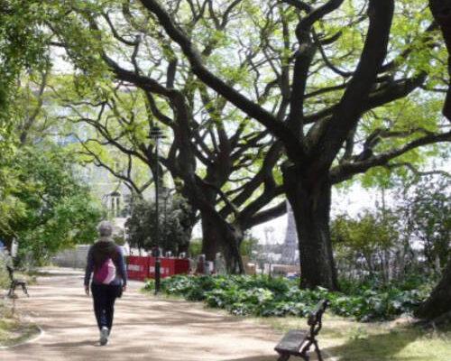 Parks of Lisbon
